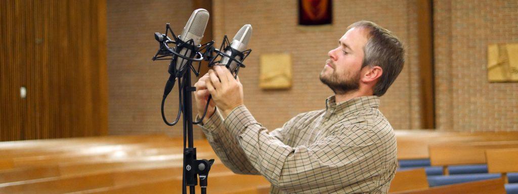 setting mics